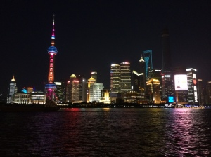 The Bund Shanghai Skyline
